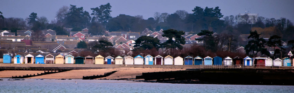 Brightlingsea Beach Huts
