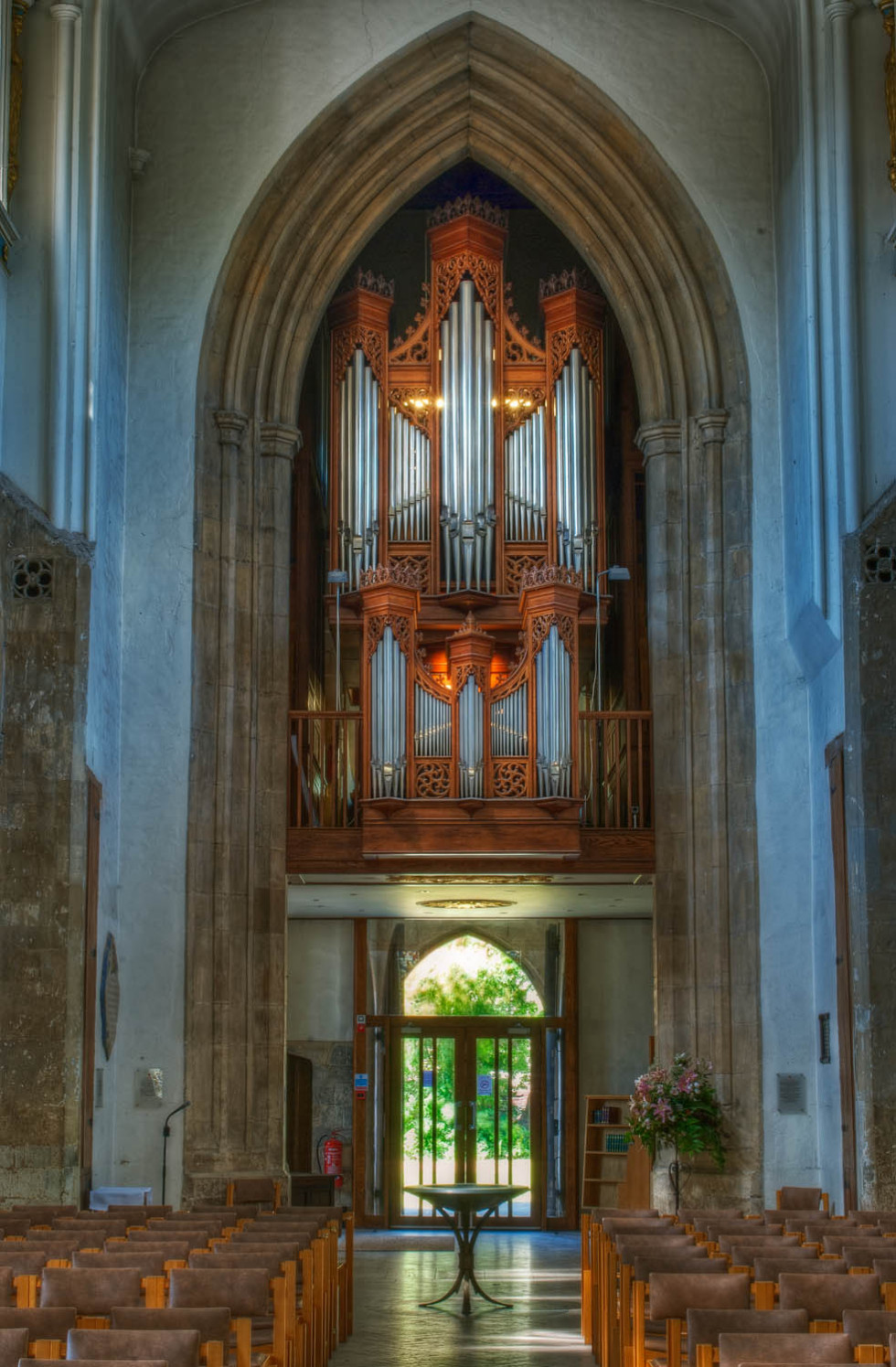 Chelmsford Cathedral Organ
