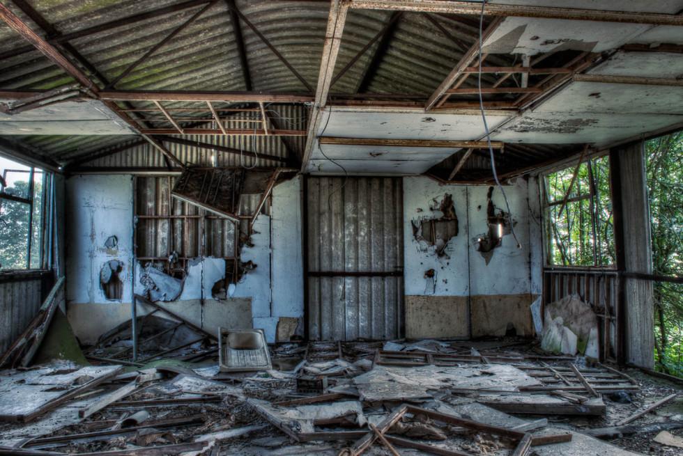 The Derelict Annex