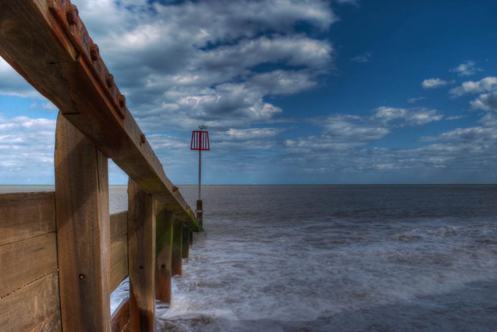 Groynes at Aldeburgh