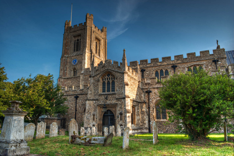 St Mary's Church, Great Dunmow