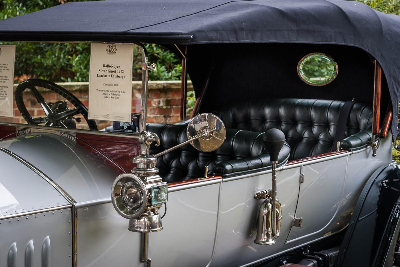 Rolls Royce Silver Ghost 1912