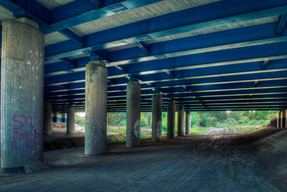 Underneath the A120