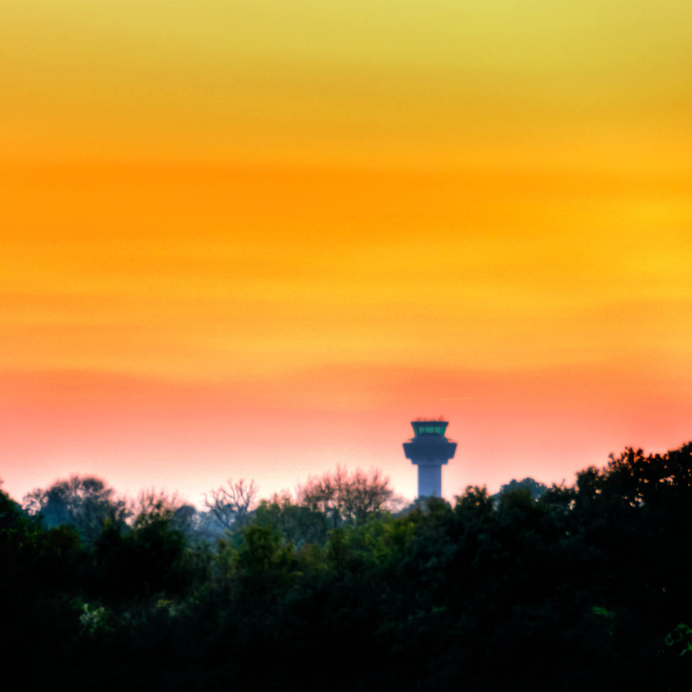 Stansted Airport Tower