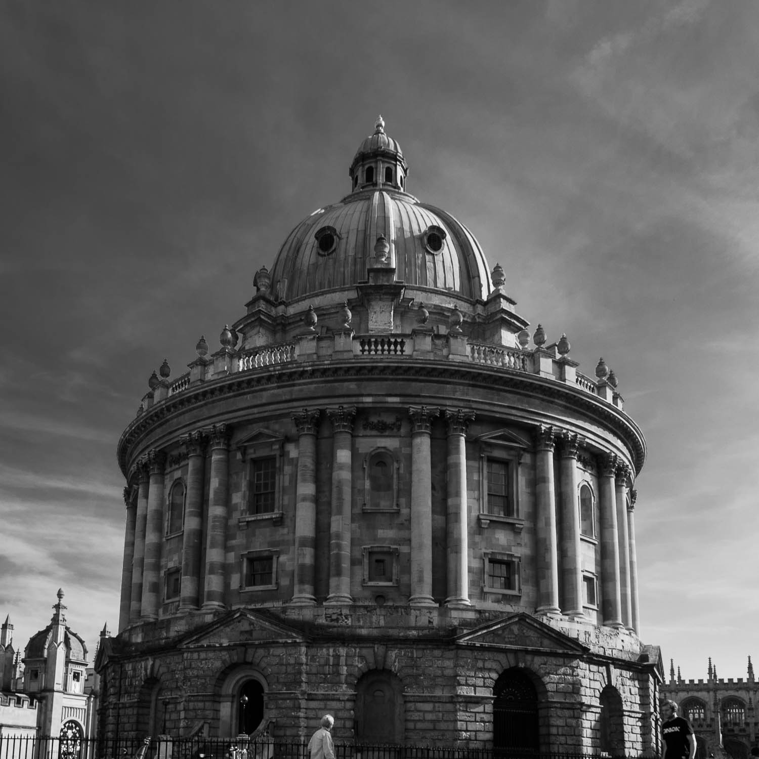 The Radcliffe Camera LDR
