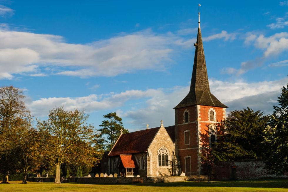All Saints Church, Turling