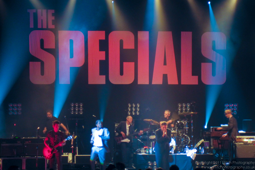 The Specials 2009 Hammersmith Apollo