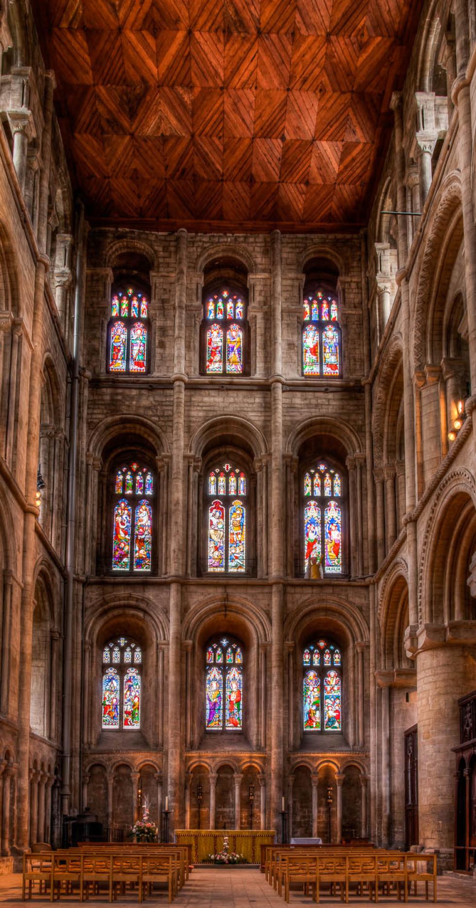 Peterborough Cathedral North Altar
