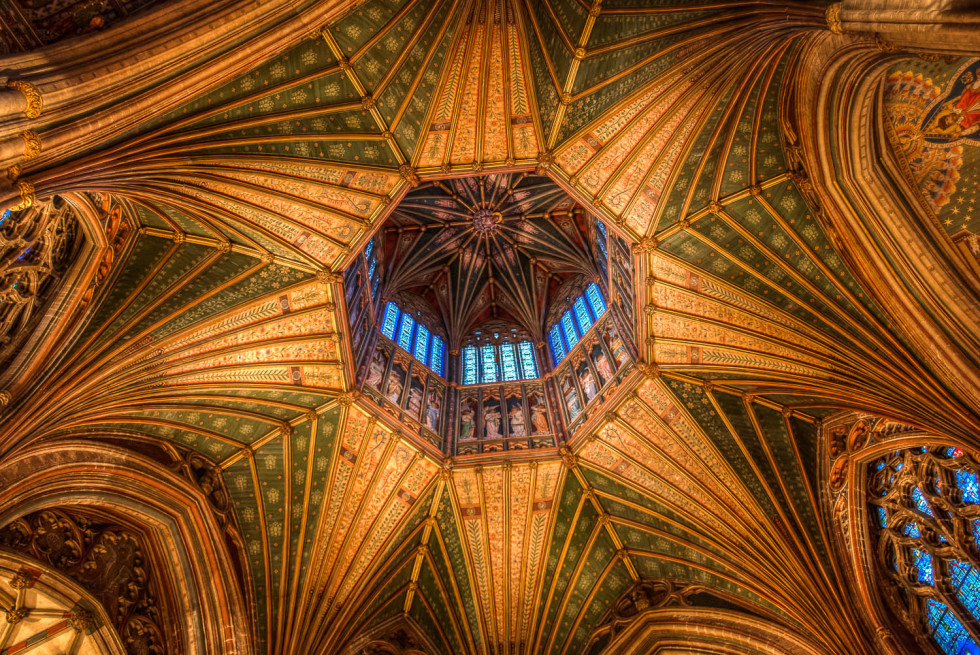 The Octagon Tower Ely Cathedral