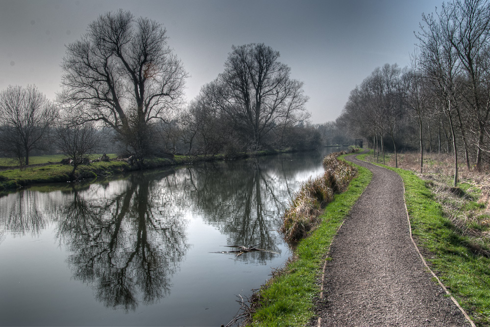 Reflections of the River Stort
