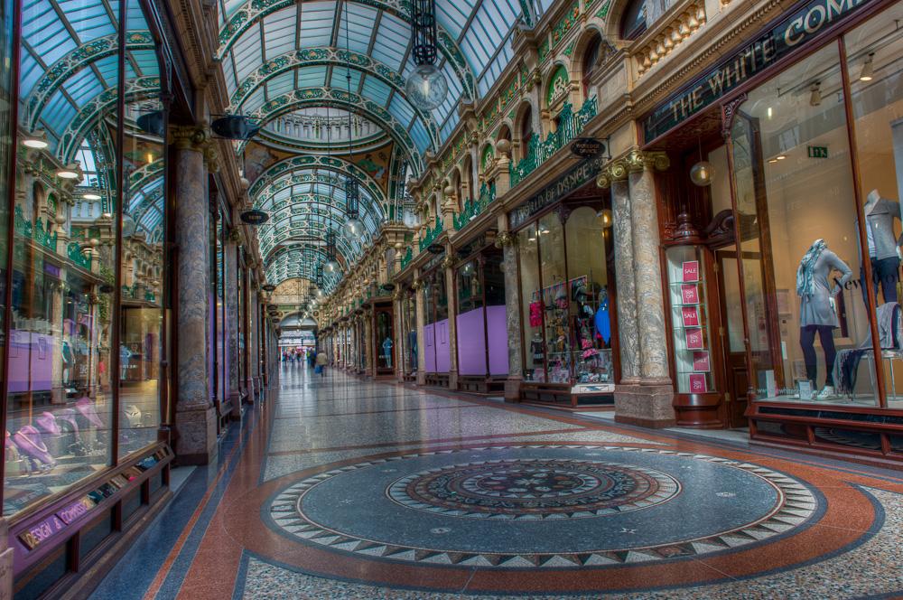 County Arcade, Victoria Quarter, Leeds