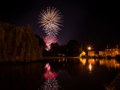 259/366 Dunmow Carnival Fireworks