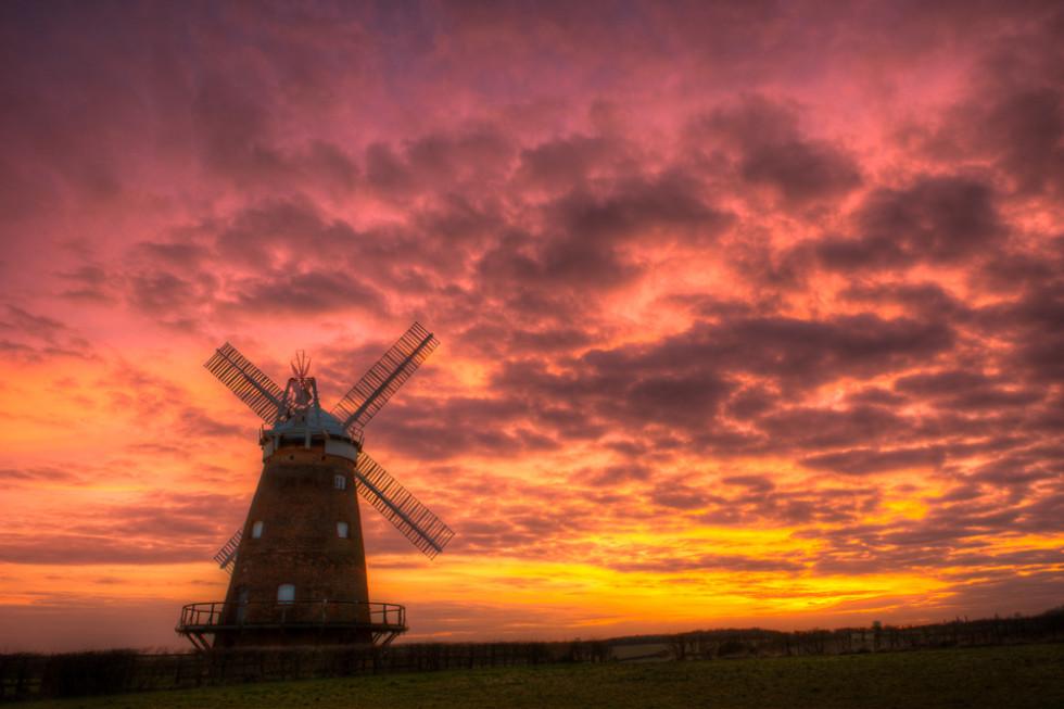 John Webb Windmill