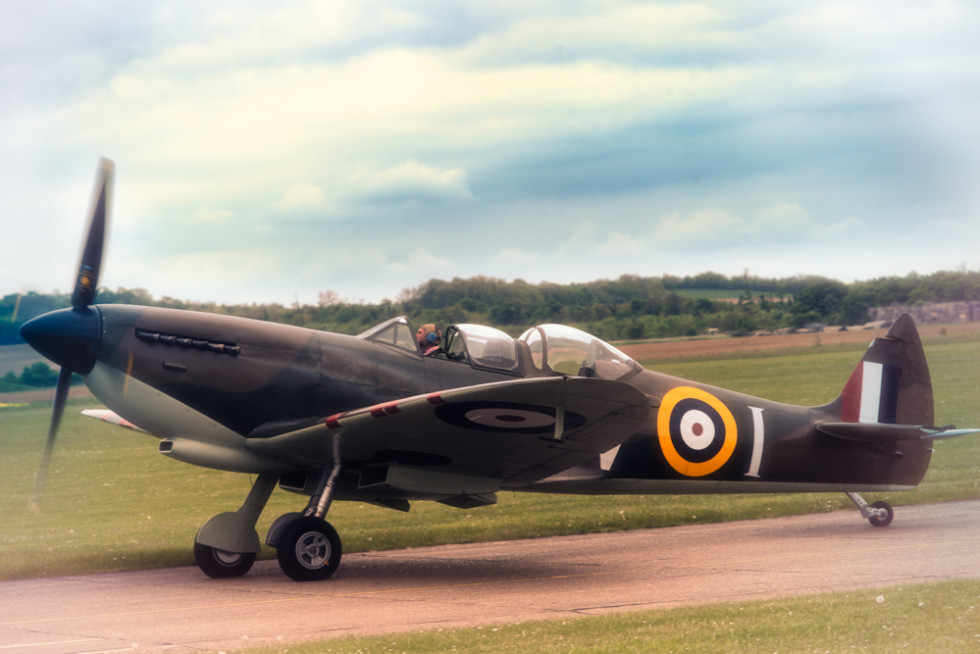 20/52 Two Seater Spitfire