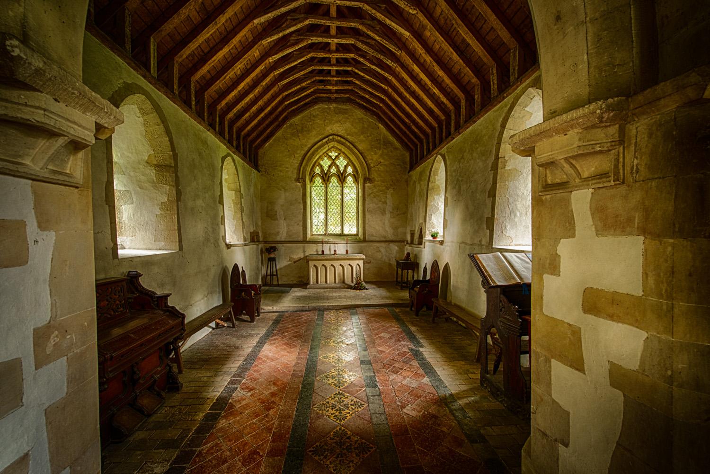Chalkney Church Altar