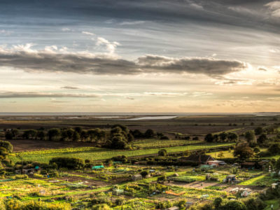 A View from Orford Castle