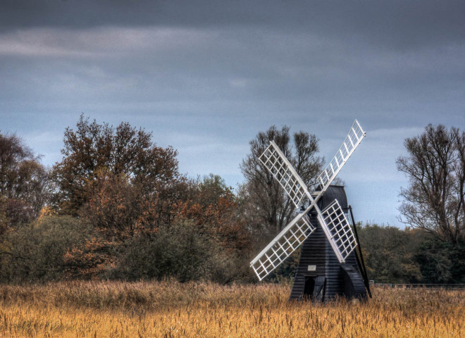Normans Mill