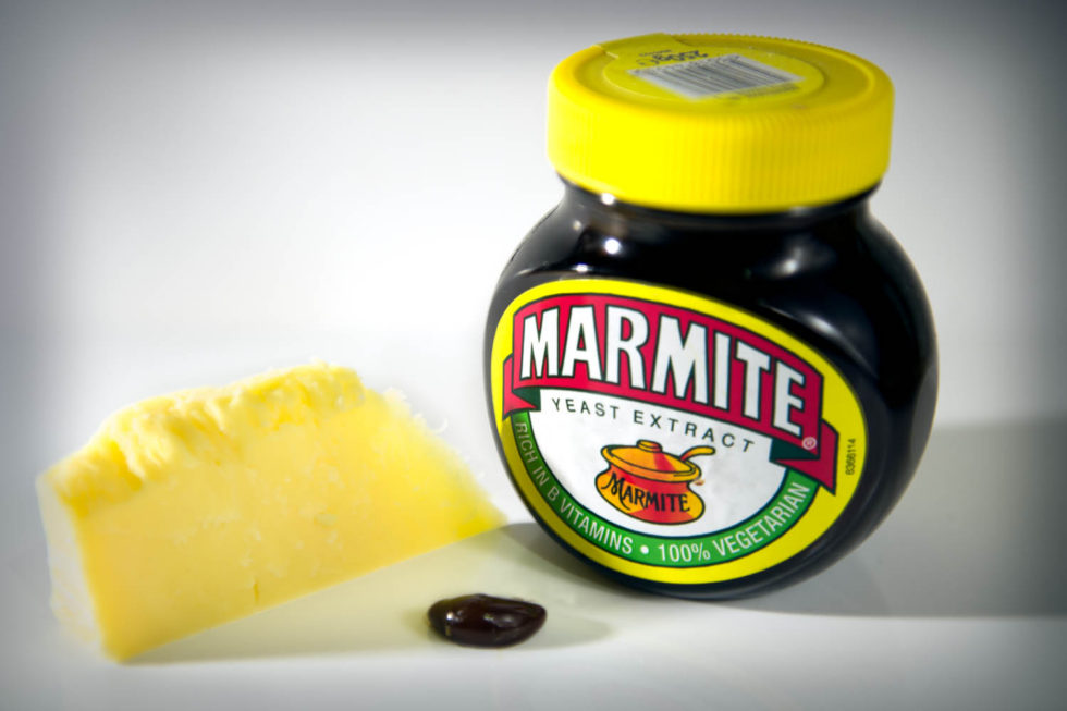 035/365v2 Cheese and Marmite