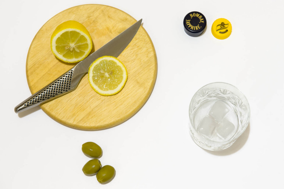 Deconstructing the Gin and Tonic