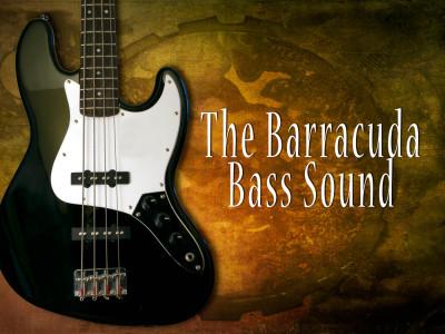 054/365v2 The Barracuda Bass Sound