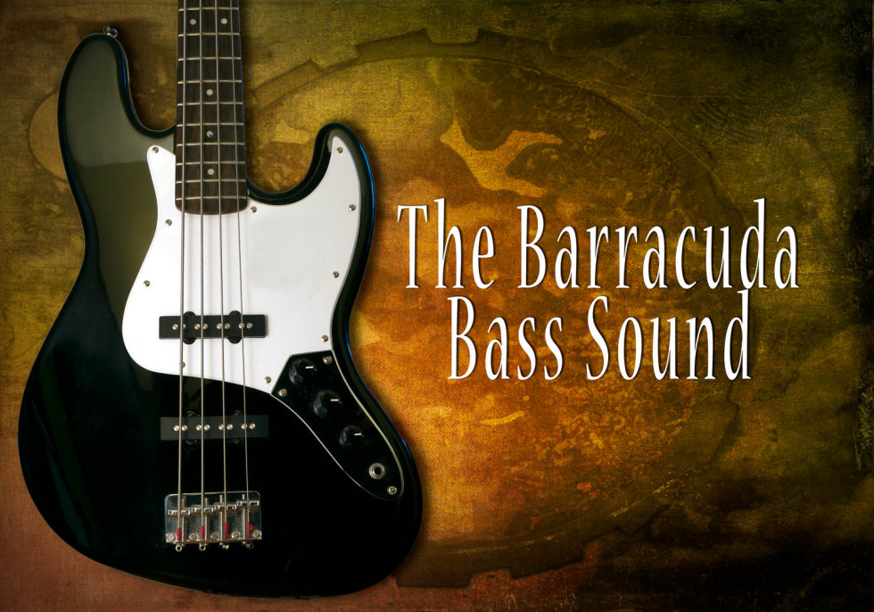 054/365v2 The Barracuda Bass Sound