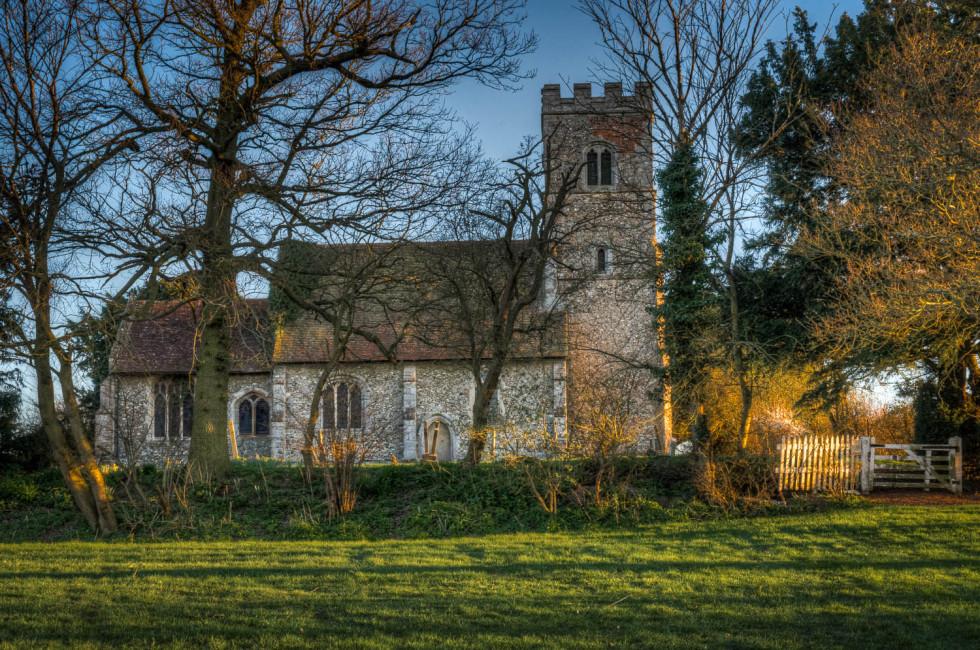 Beauchamp Roding Church