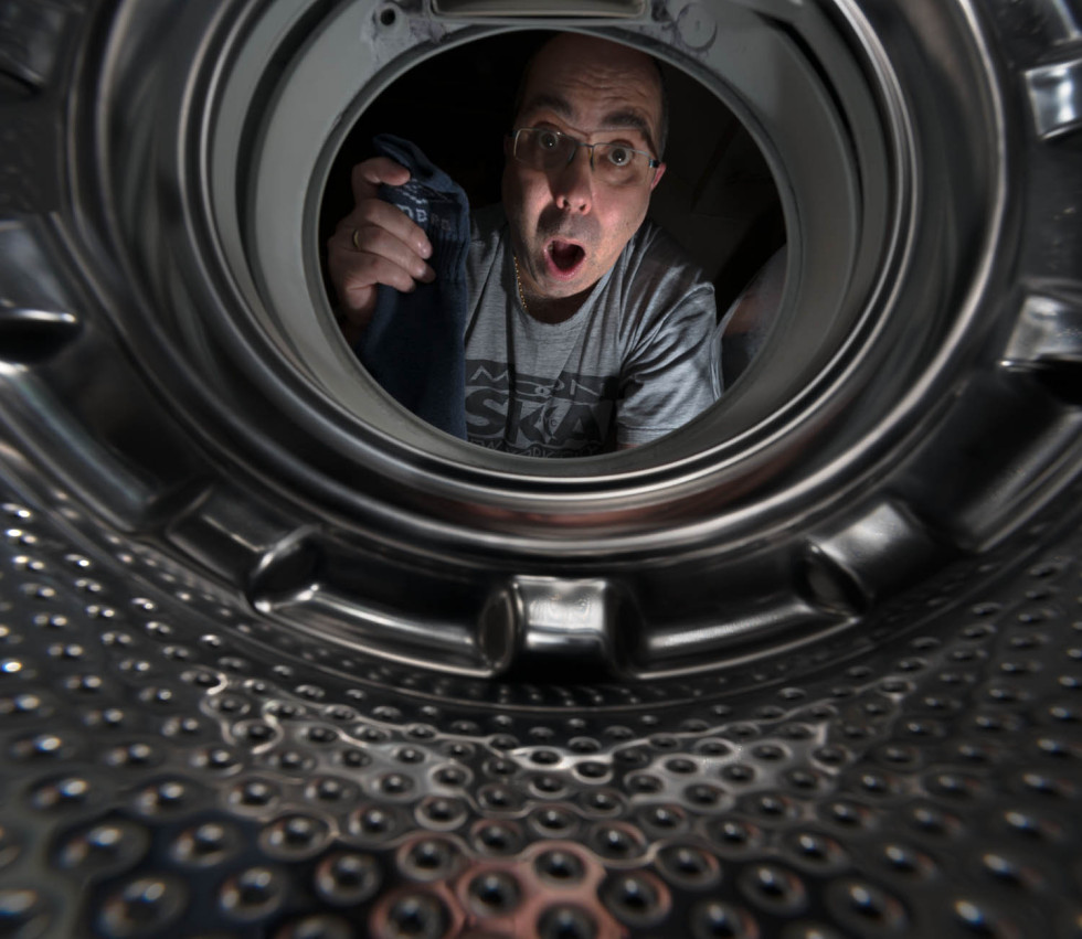 The Washing Machine Ate My Sock