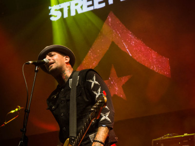 219/365v2 Johnny Rioux of the Street Dogs