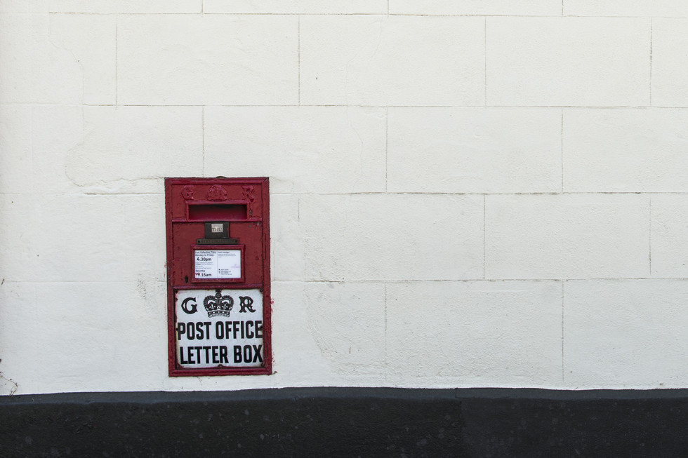233/365 Stutton Letter Box