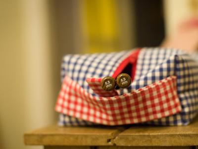 253/365v2 Knitting Bag
