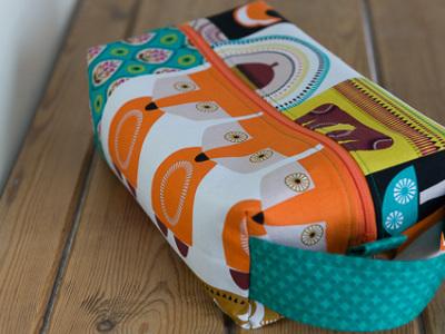 256/365v2 Autumnal Bag
