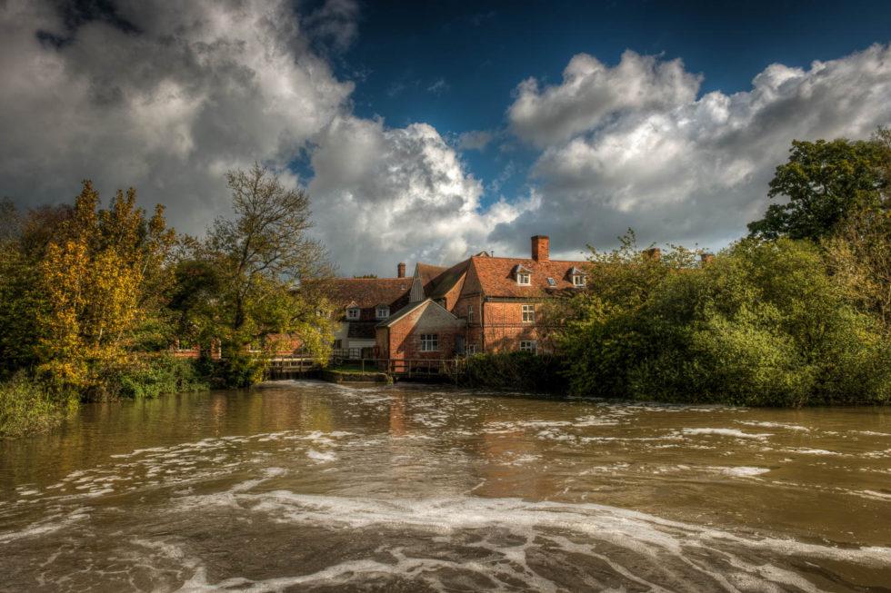 Flatford Flood