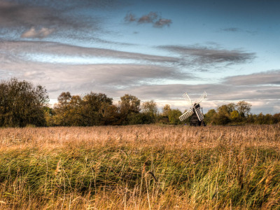 298/365v2 Wind pump at Wicken Fen
