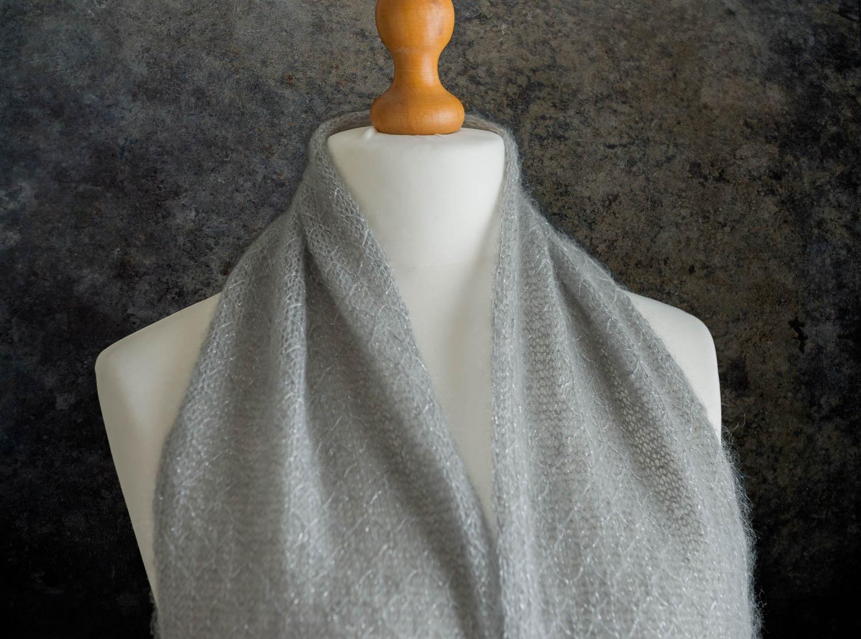 Grey Shawl Example