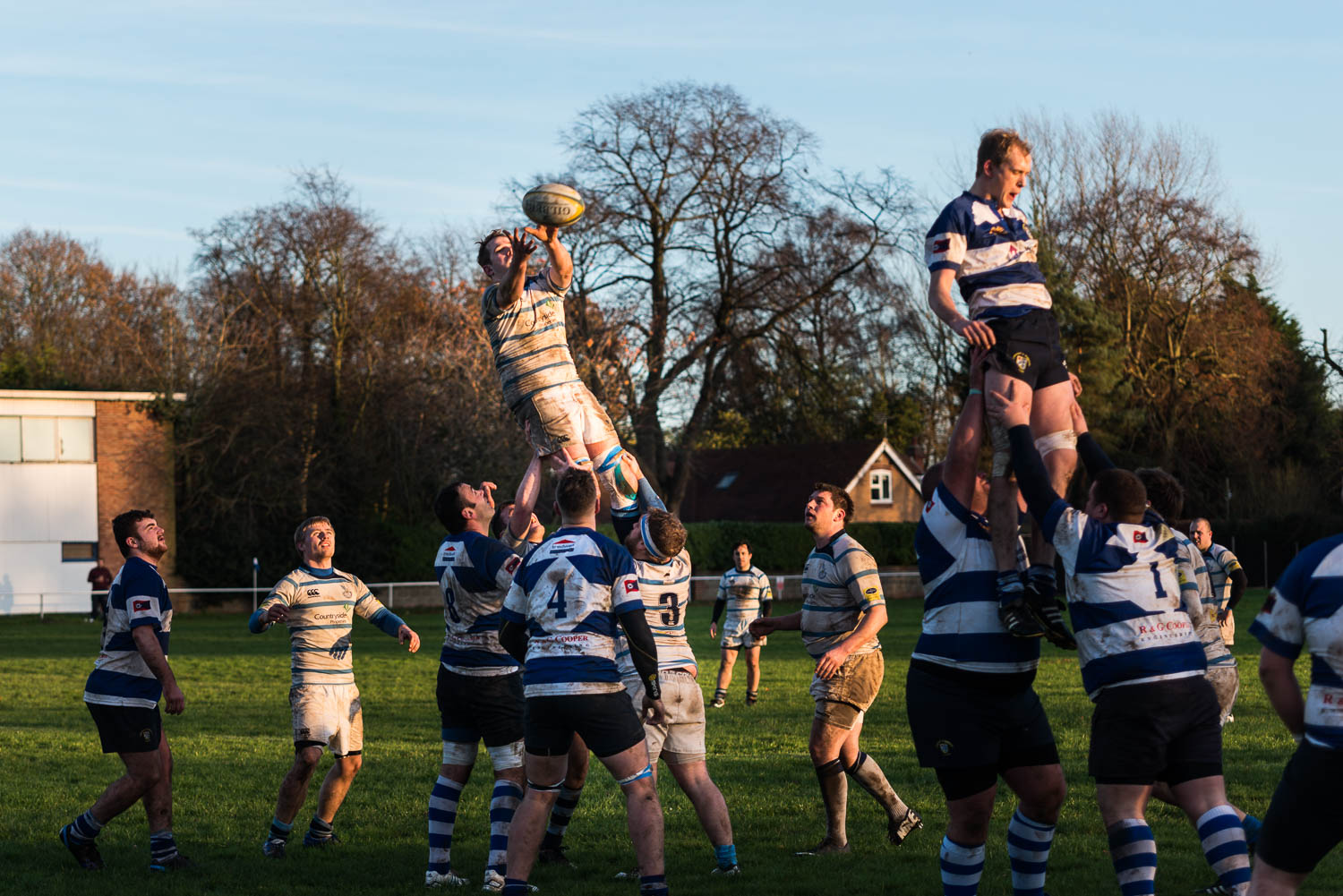 Line Out II