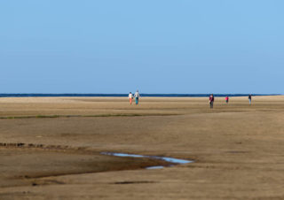 Holkham Hall Beach