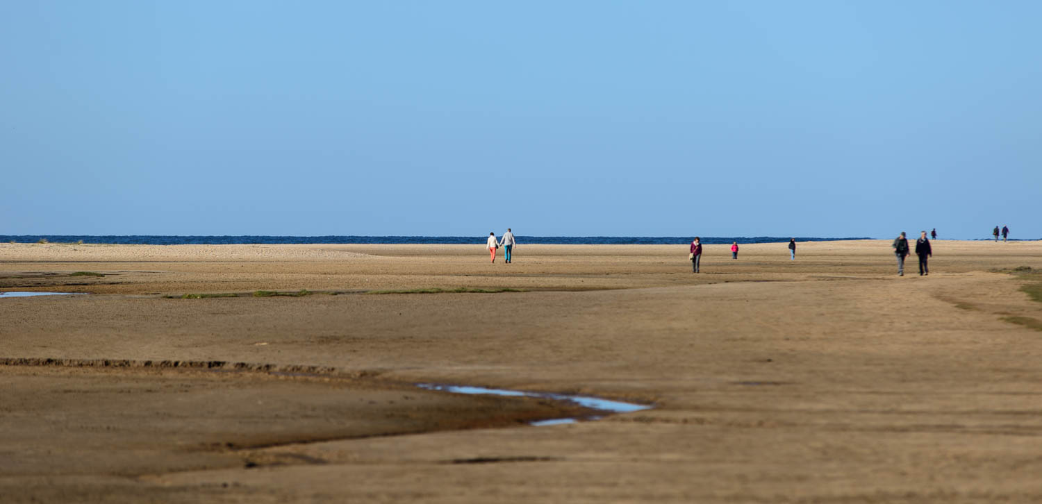 Holkham Hall Beach, Wells-next-the-Sea