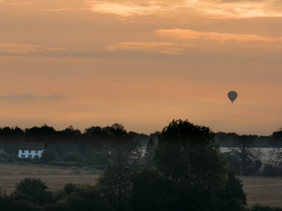 19/365v3 Ballooning Over Dunmow