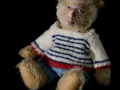 81/365v3 I'm Just A Teddy Bear Really