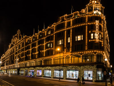 90/365v3 Harrods at Christmas