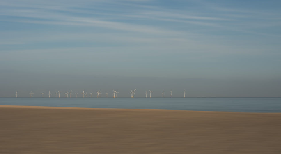 96/365v3 Yarmouth Windfarm