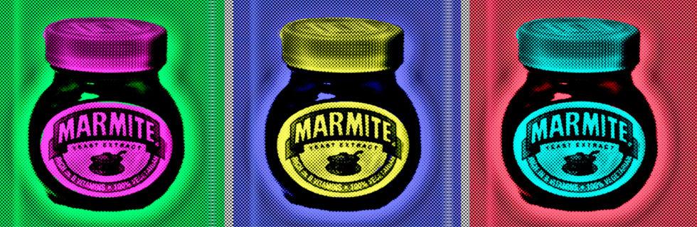 134/365v3 – Andy Warhol's Marmite