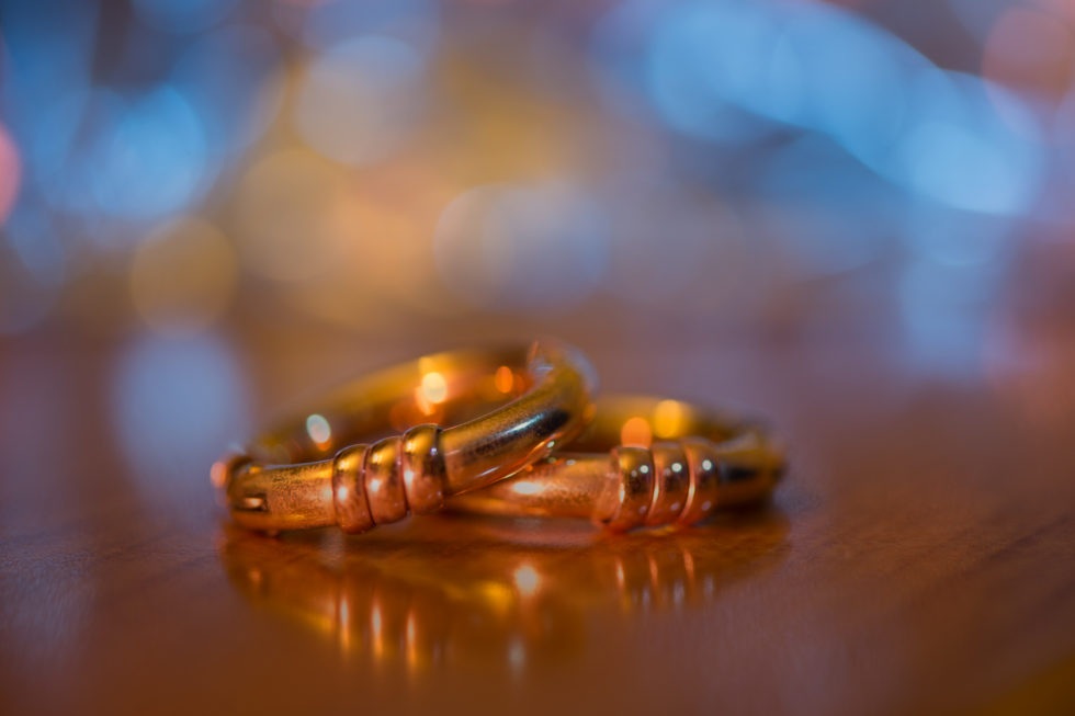 141-365v3 - Golden Ringed Bokeh