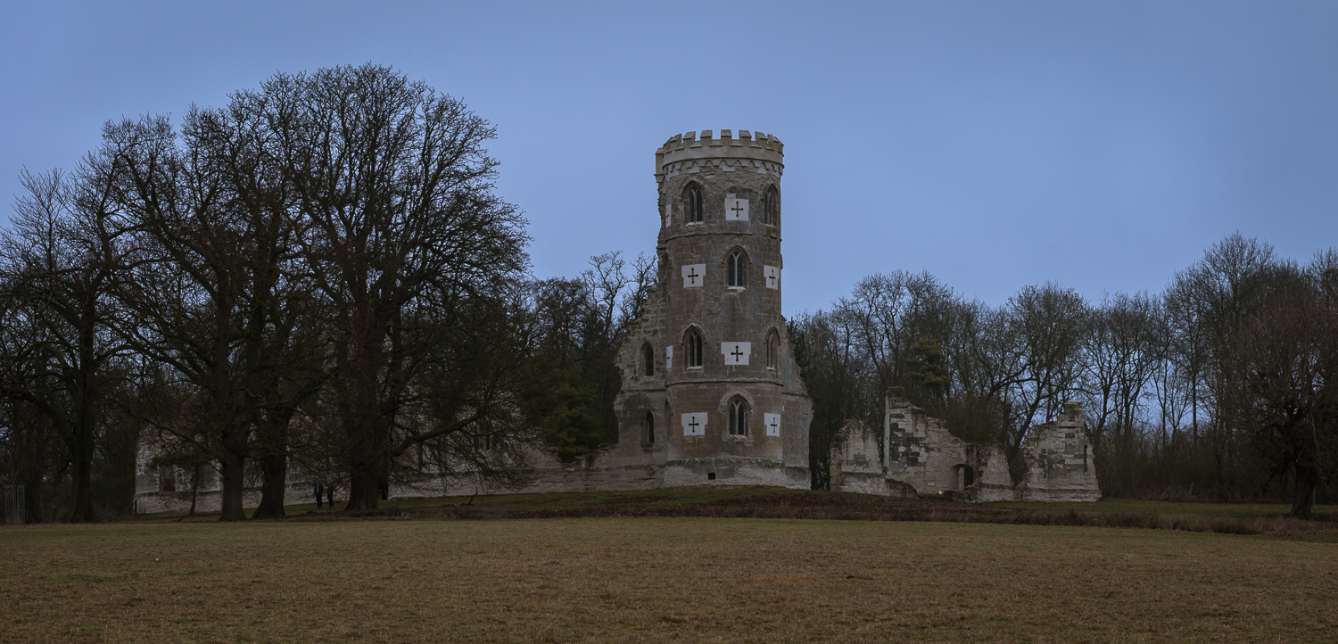 Walpole Hall Folly