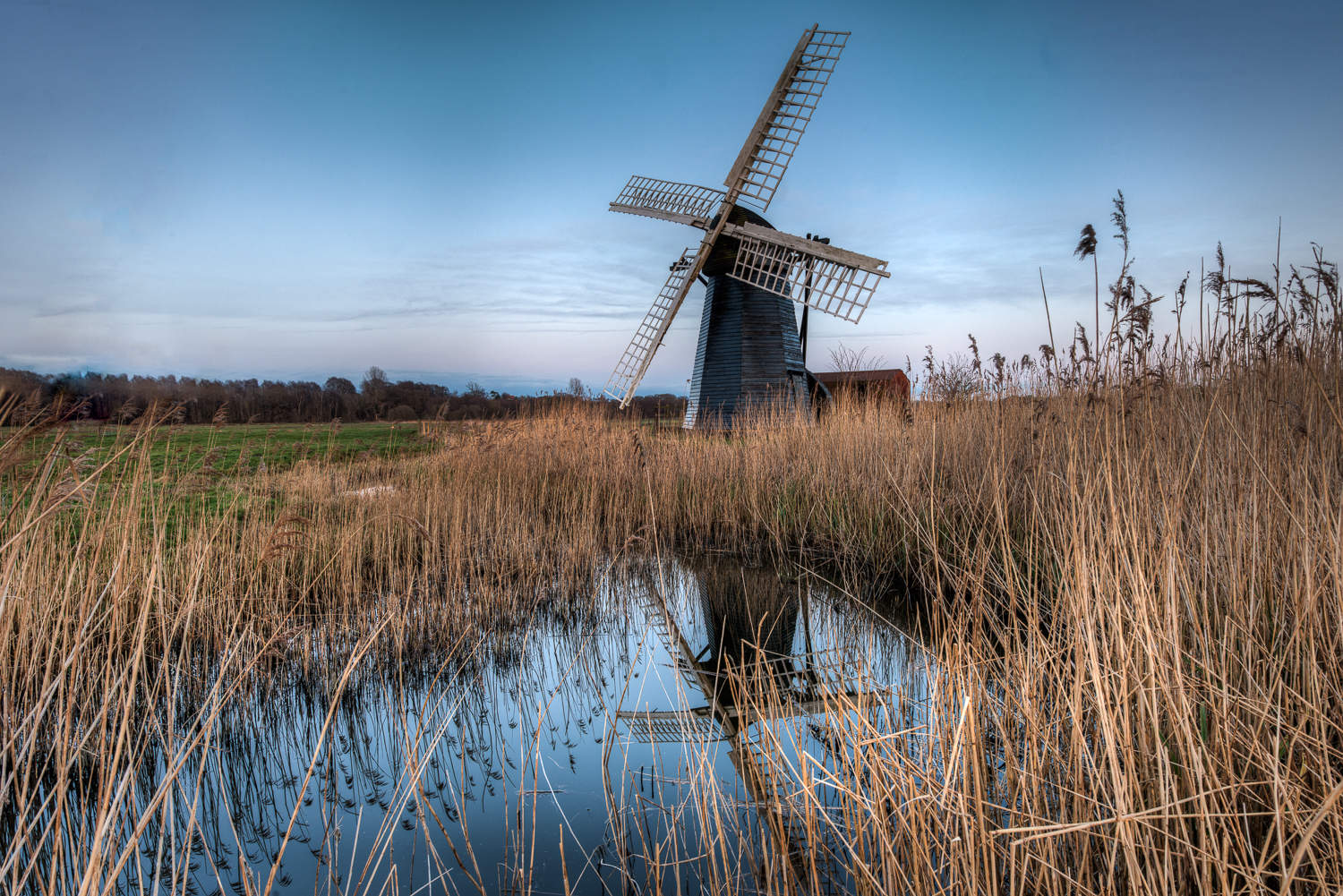 Herringfleet Windpump (Walker's Mill)