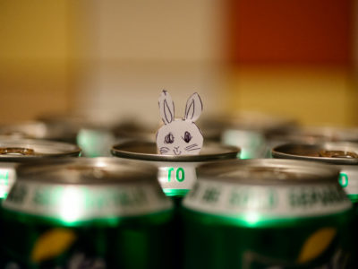 165/365v3 – Peak-a-Boo Bunny