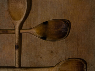 178/365v3 – The Wooden Spoon