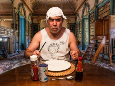 204/365v3 Where's Me Dinner?
