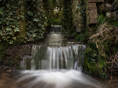 226/365v3 – Mill Race, Tilty