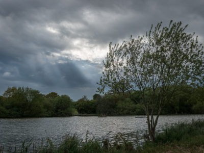 243/365v3 – Hatfield Forest Lake.